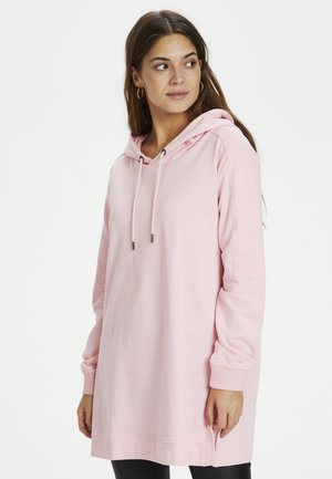 Hoodie - candy pink
