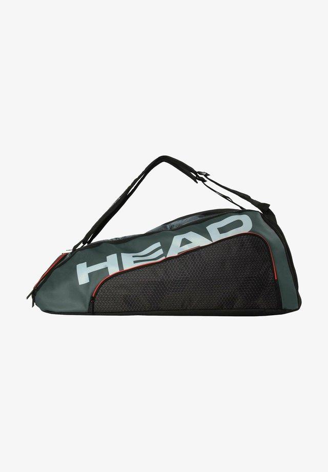 Racket bag - schwarz