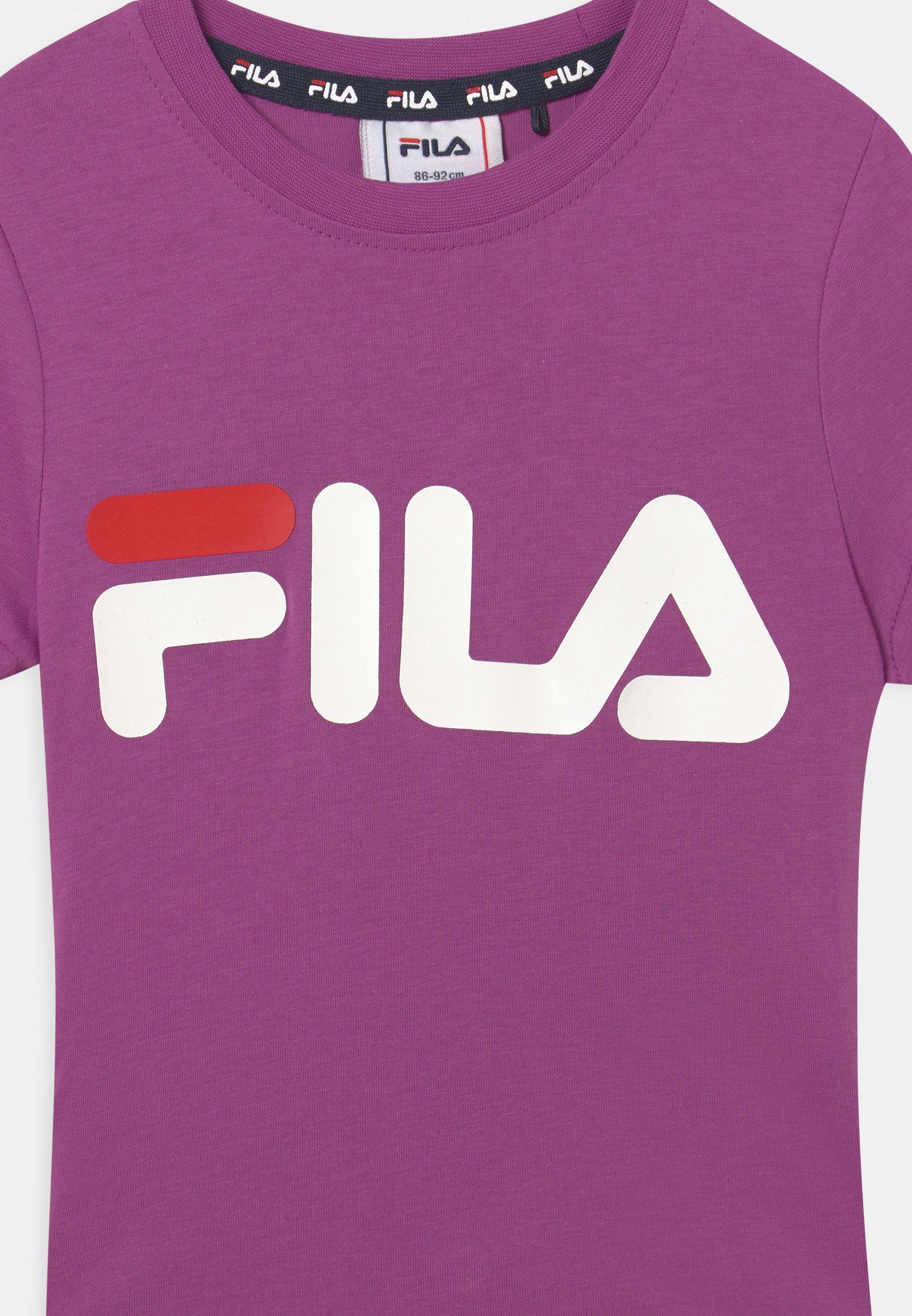 Kids LEA LOGO TEE UNISEX - Print T-shirt