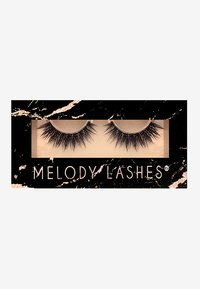 Melody Lashes - DAISY - Kunstwimpers - black - 0