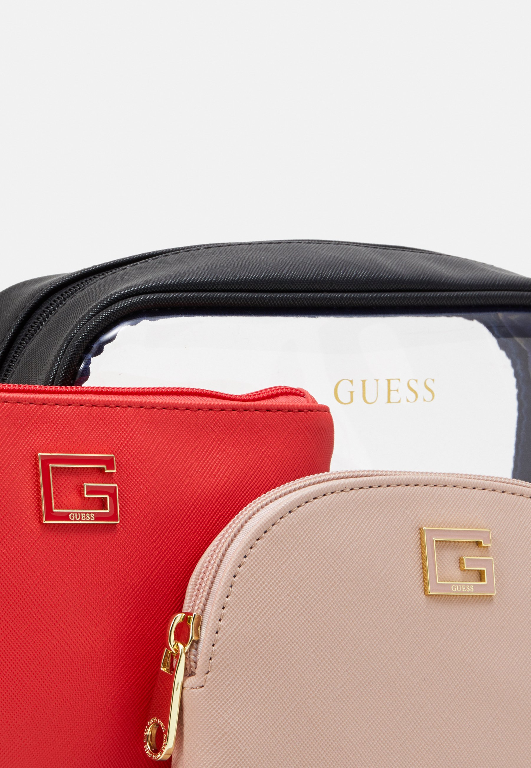 Guess NOHEA ALL IN ONE SET - Toalettmappe - black/multi-coloured/svart LXDVRLE5i9zi6bb