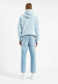 PULL&BEAR - Džíny Straight Fit - stone blue denim - 2