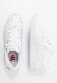 K-SWISS - NORTH COURT - Sneakers - white - 5