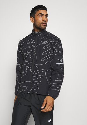REFLECTIVE ACCELERATE PROTECT JACKET - Sports jacket - black