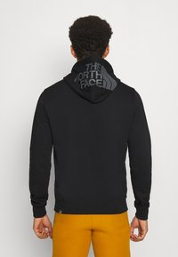 The North Face - SEASONAL DREW PEAK LIGHT - Sweat à capuche - black - 2