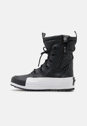 CHUCK TAYLOR ALL STAR - Winter boots - black/white