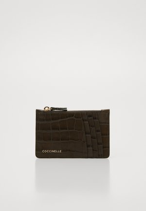 TRAVEL ITEM CARD ZIP - Wallet - reef
