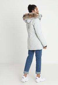 Superdry - ASHLEY EVEREST - Winter coat - ice cloud - 2