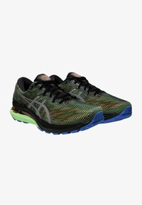 ASICS - GEL-KAYANO 28 LITE-SHOW - Stabilty running shoes - black/pure silver - 0