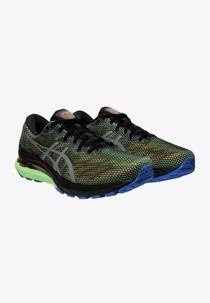 GEL-KAYANO 28 LITE-SHOW - Neutral running shoes - black/pure silver