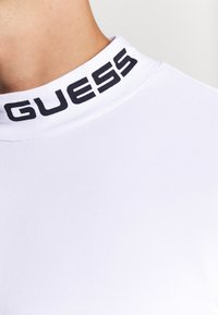 Guess - T-shirt à manches longues - blanc pur - 6
