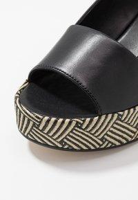 Högl - Platform sandals - schwarz - 2
