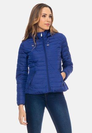 Light jacket - azul