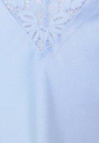 Etam - ROMARIN TOP - Haut de pyjama - bleu azur - 5