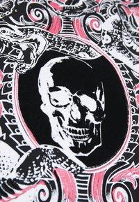 Brave Soul - BOOLE - Print T-shirt - black - 5