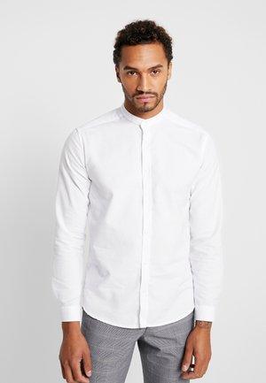 OXFORD MANDARIN - Camicia - white