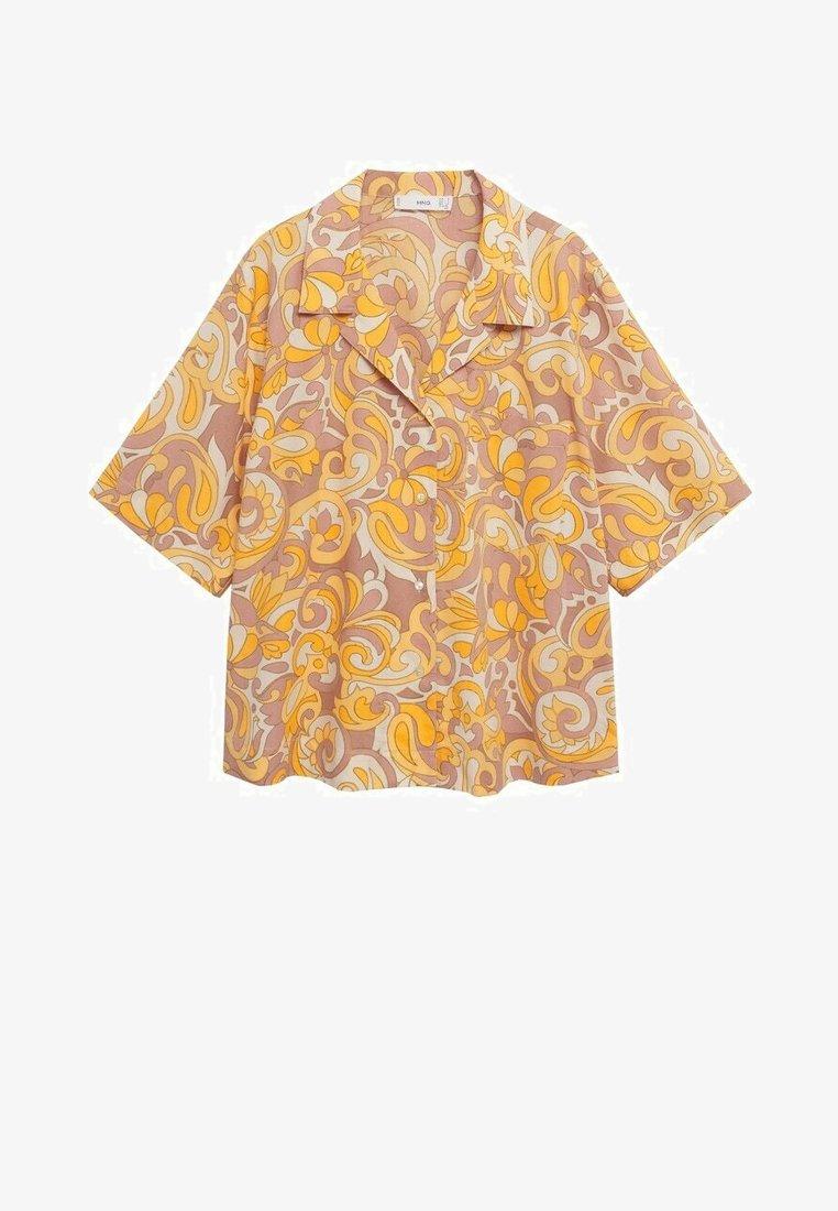 Mango - Košile - gelb