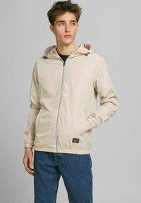 Jack & Jones - Light jacket - crockery - 0
