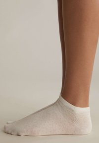 OYSHO - 5 PAIRS - Socks - white - 4