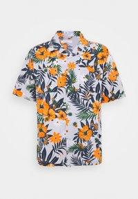 Knowledge Cotton Apparel - WAVE FLOWER SHIRT - Košile - multi-coloured - 4