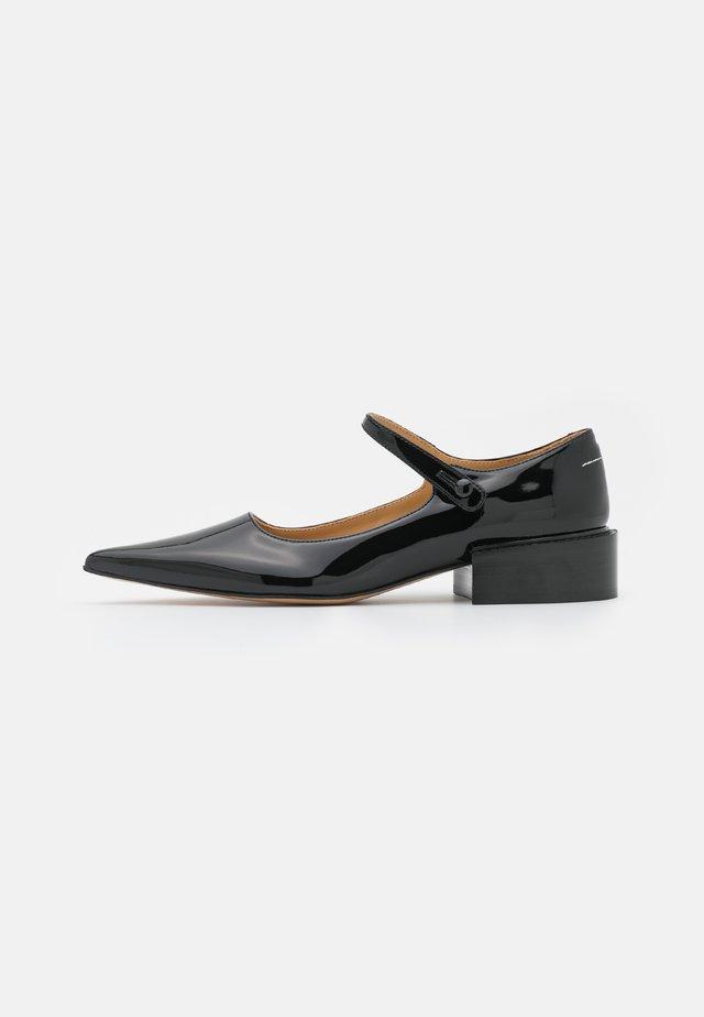 DECOLLETE - Classic heels - black