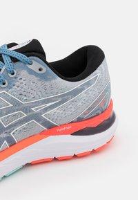 ASICS - GEL-CUMULUS 23 CELEBRATION OF SPORTS - Neutral running shoes - piedmont grey/white - 5