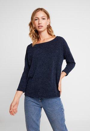 ONLALBA - Stickad tröja - mood indigo