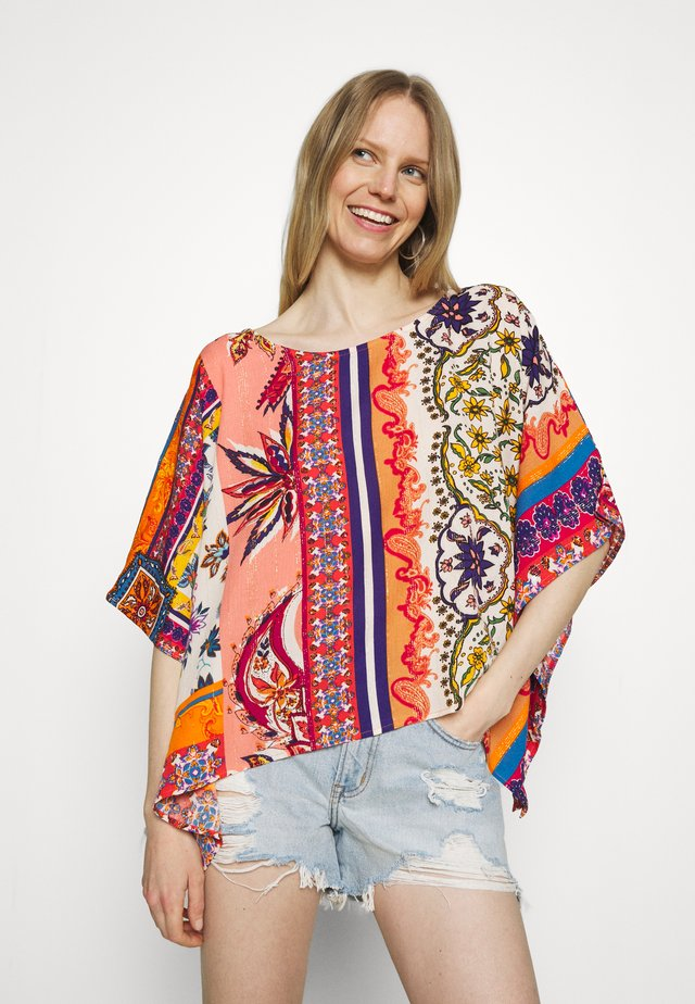 SANDERS - Tunic - red