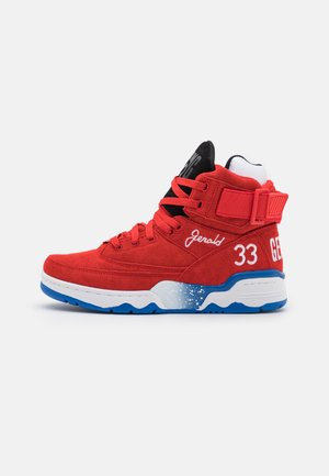 33 CORE COLORS X GERALD NICKELODON - Höga sneakers - chinese red/black/white