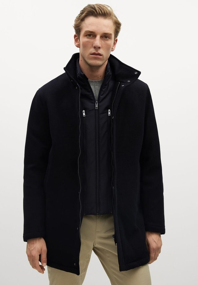 NOBIX-I - Short coat - black