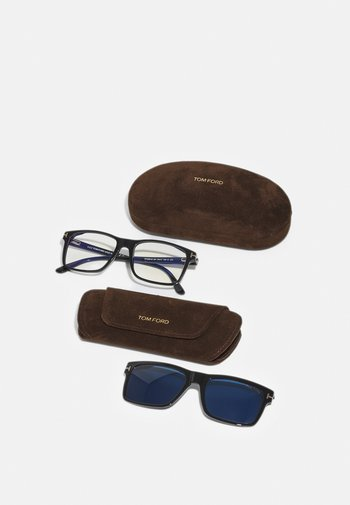 UNISEX BLUE LIGHT GLASSES SET - Altri accessori - shiny black