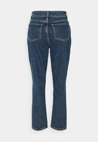 Custommade - YUKI - Jeansy Skinny Fit - dark denim - 6