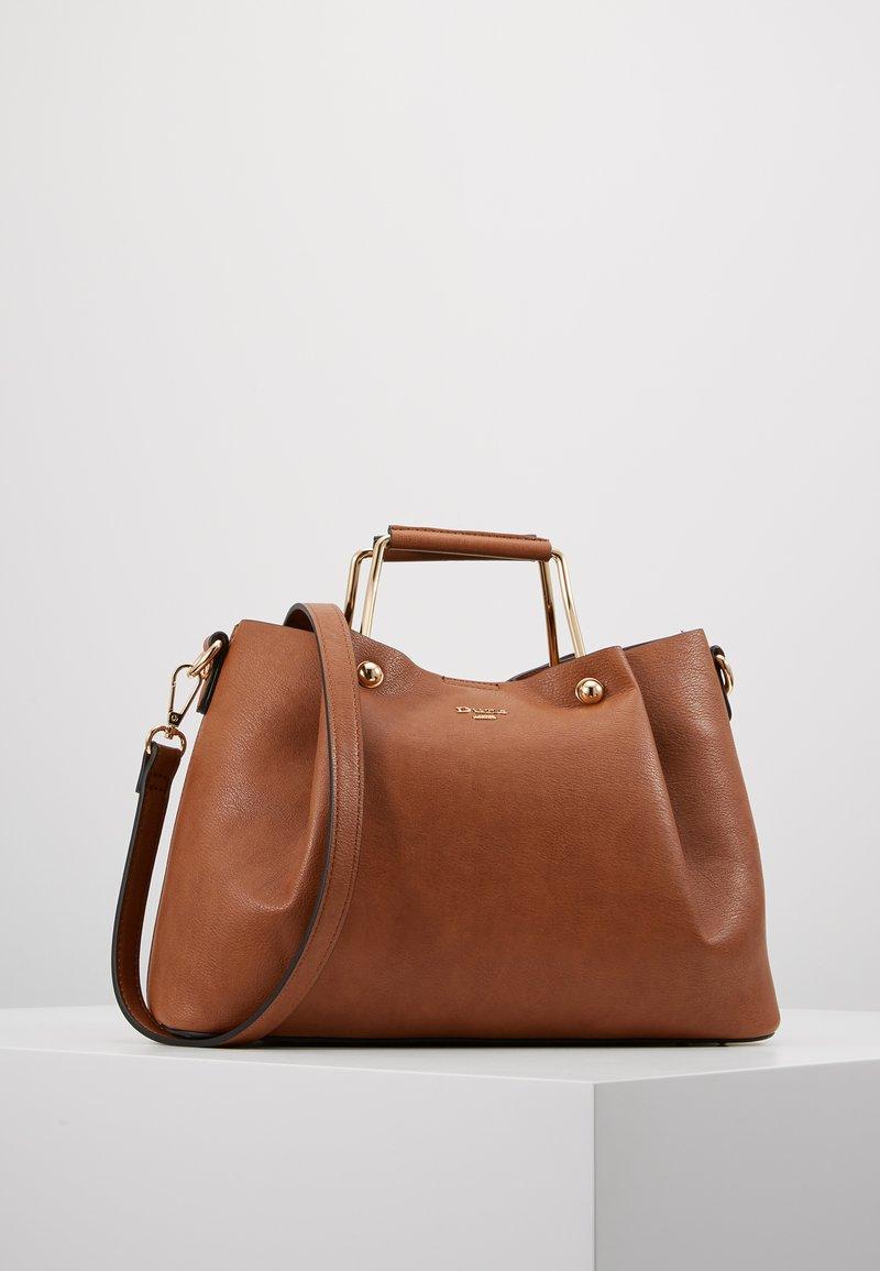 Dune London - DARLOW - Handbag - tan
