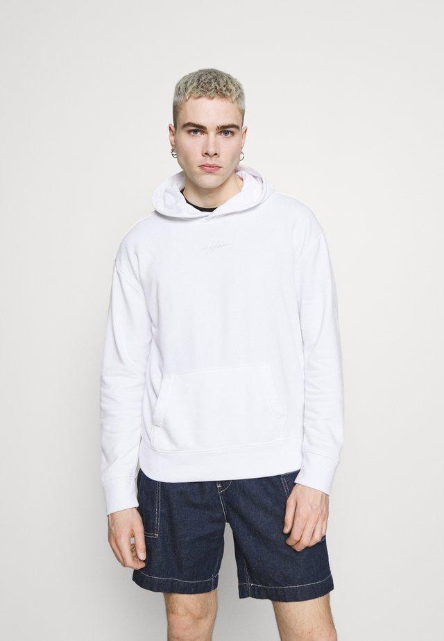Bluza - white solid