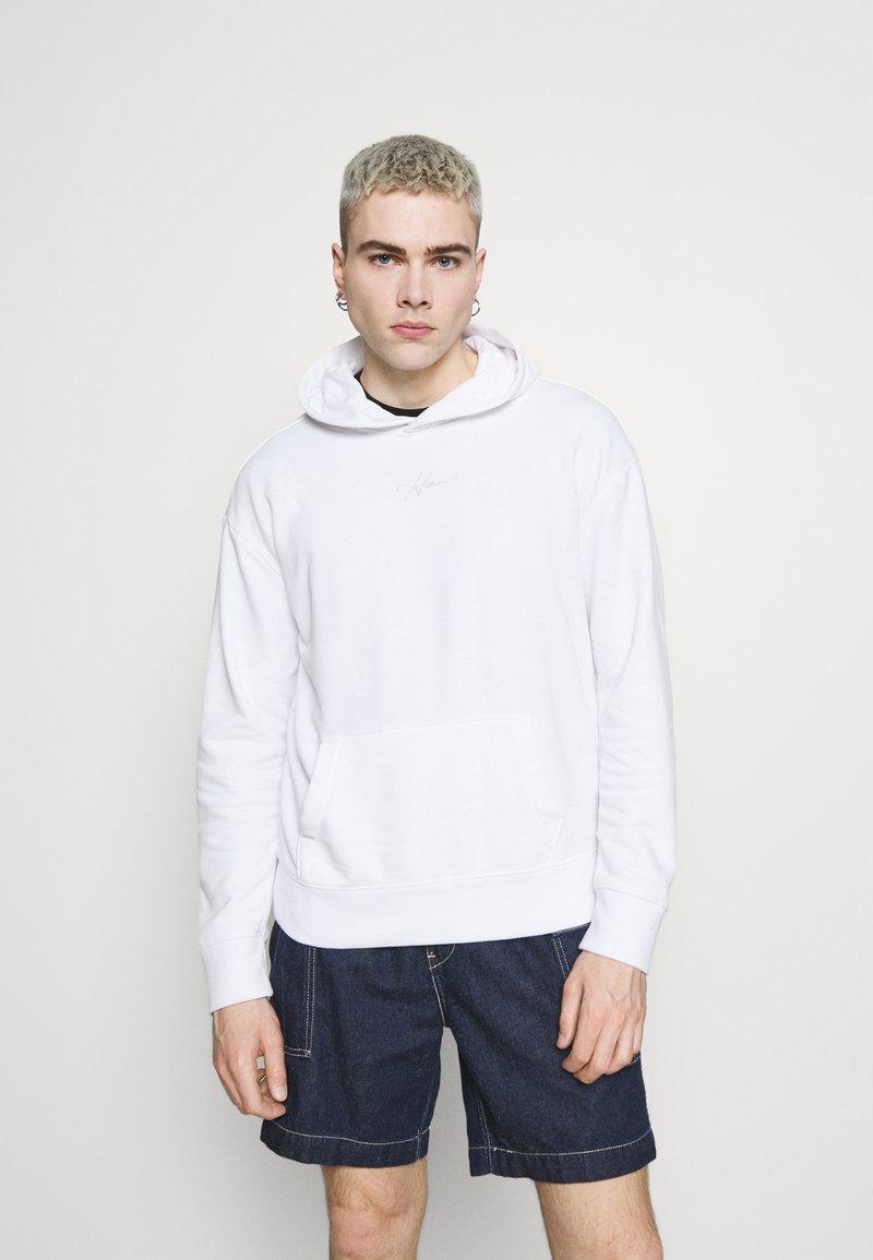 Hollister Co. - Sweatshirt - white solid