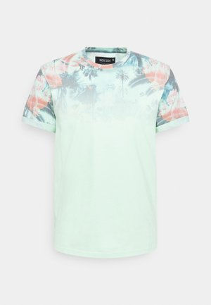 PALENCIA - T-shirt med print - pastel green