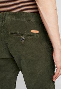 Esprit - Trousers - olive - 5