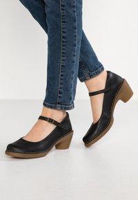El Naturalista - AQUA - Classic heels - black - 0