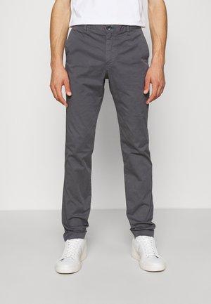 SLIM FIT  - Chinos - dark grey