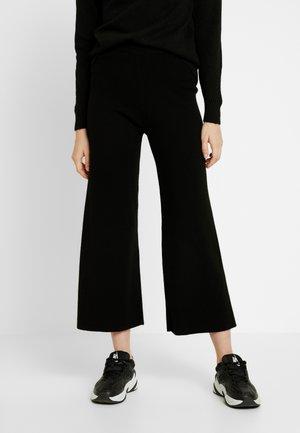 VMNIMA 7/8 PANTS - Bukse - black