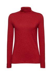 Esprit Collection - Jumper - dark red - 8