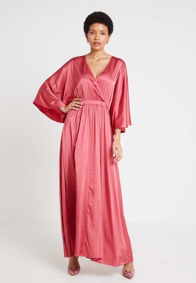 GLENNA - Maxi dress - slate rose