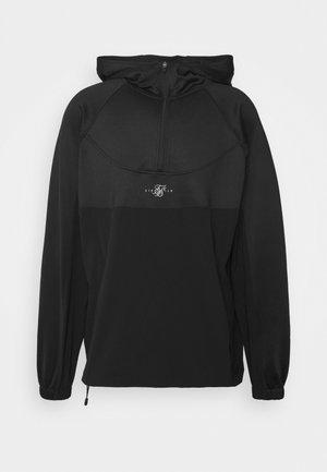 TRANQUIL QUARTER ZIP - Långärmad tröja - black