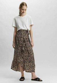 Vero Moda - A-line skirt - toasted almond - 1