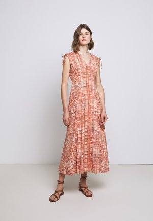 DINTORNO - Day dress - old rose