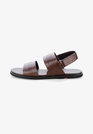 RONTA - Sandals - brown