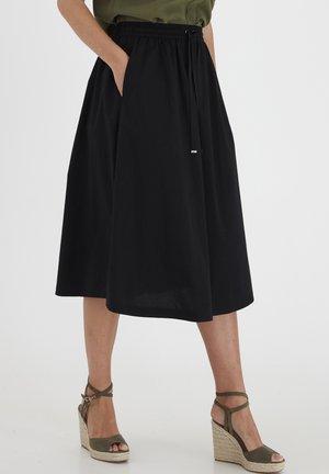 DRLIMA - A-line skirt - black