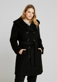 Anna Field Curvy - Classic coat - black - 0