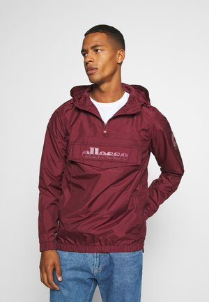 MONT NERO - Windbreakers - burgundy