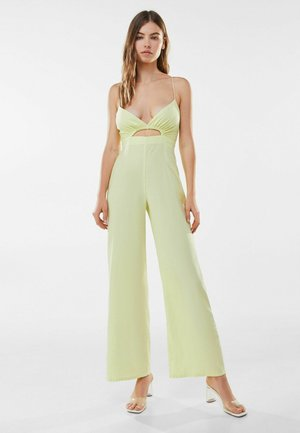 Overall / Jumpsuit - yellow